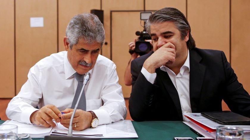 Paulo Gonçalves é o braço direito de Luís Filipe Vieira. Foto: José Coelho/Lusa