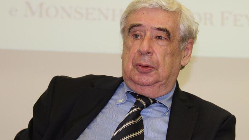 Luís Salgado de Matos. O autor estuda, há décadas, o Estado Novo e as relações Igreja/Estado. Foto: RR