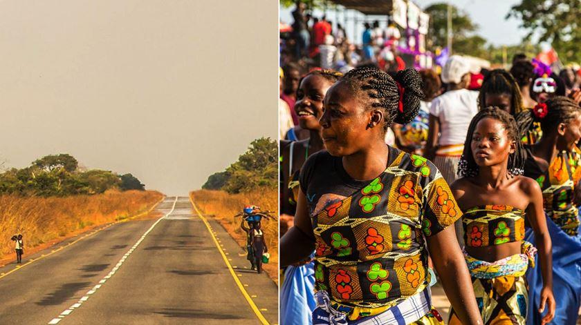 Fotos de Angola de Luís Costa