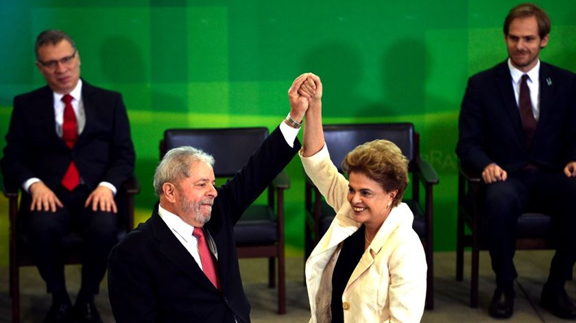 Lula da Silva e Dilma Rousseff constituídos arguidos por organização criminosa