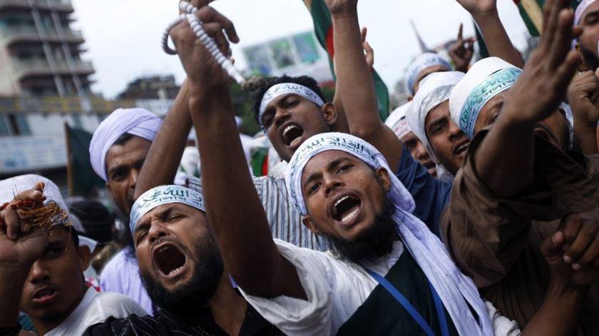 O Islão fundamentalista tem aumentado nos últimos anos no Bangladesh. Foto: DR
