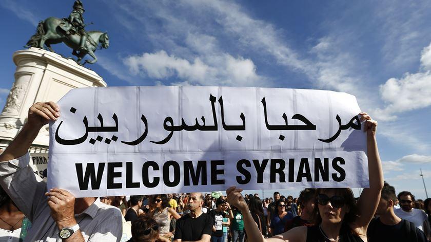 Refugiados provenientes da Turquia já chegaram a Portugal