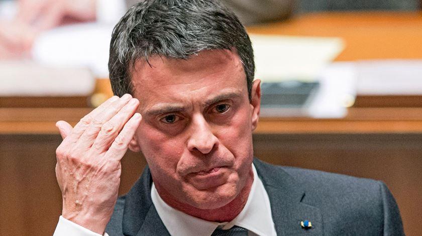 França alerta para risco de ataques com armas químicas ou biológicas