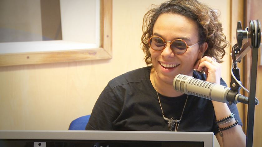 Maria Gadú traz sotaque do Brasil ao Sete Mares