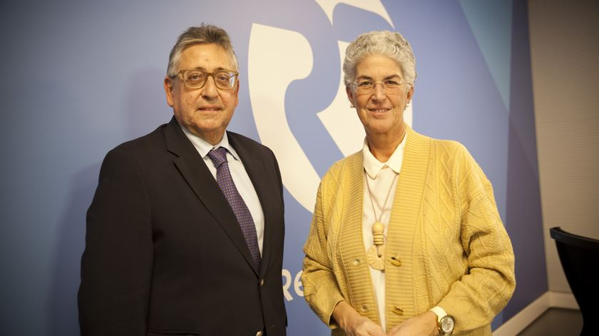 Aura Miguel convida Mário Pinto Coelho (20/11/16)
