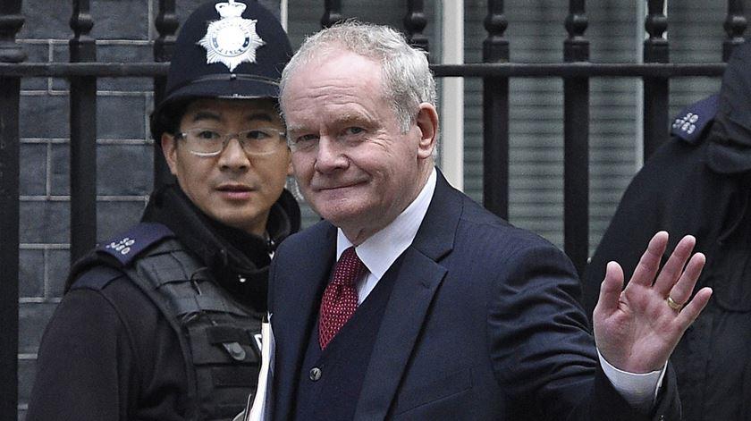 Morreu Martin McGuinness, o comandante do IRA que ajudou a construir a paz na Irlanda do Norte