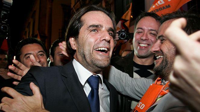 PSD Madeira vence com maioria absoluta