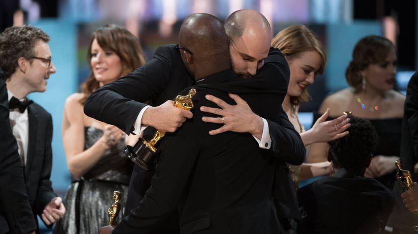 """Podemos falar de um """"efeito Trump"""" nos Óscares?"""