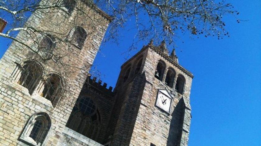 A Catedral de Évora faz 711 anos. Foto: Rosário Silva/RR