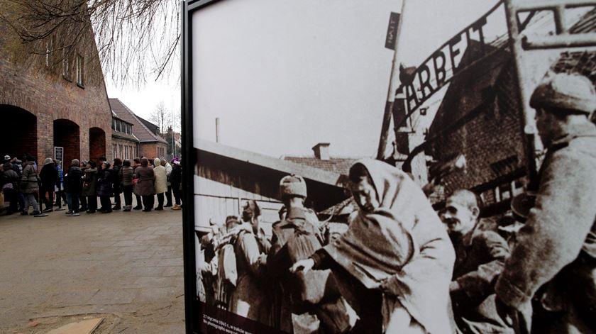 Memória do Holocausto. Reportagem de Guilherme Correia da Silva, na Alemanha
