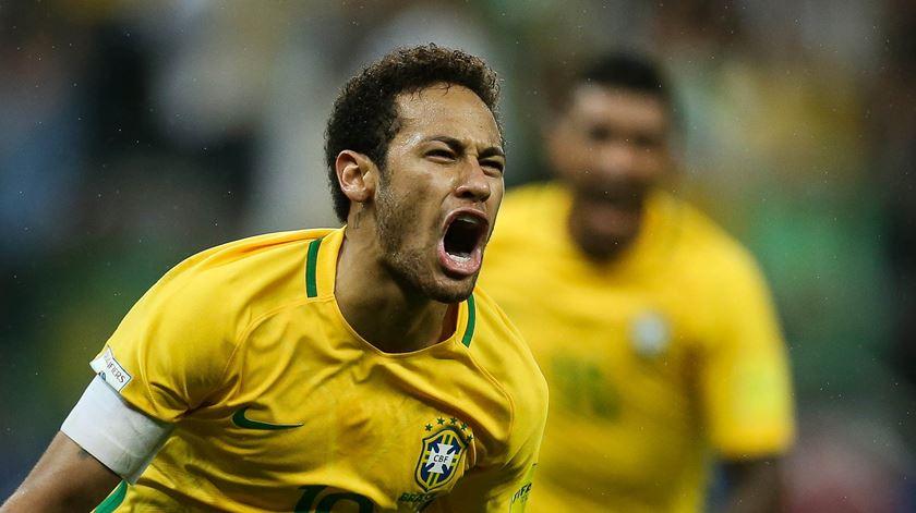 O Mundo em Três Dimensões - Neymar - 08/01/2017