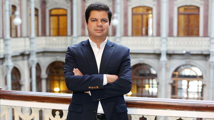 Nuno Botelho, presidente da Associação Comercial do Porto. Foto: DR