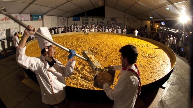 E a maior omelete do mundo está em… Ferreira do Zêzere
