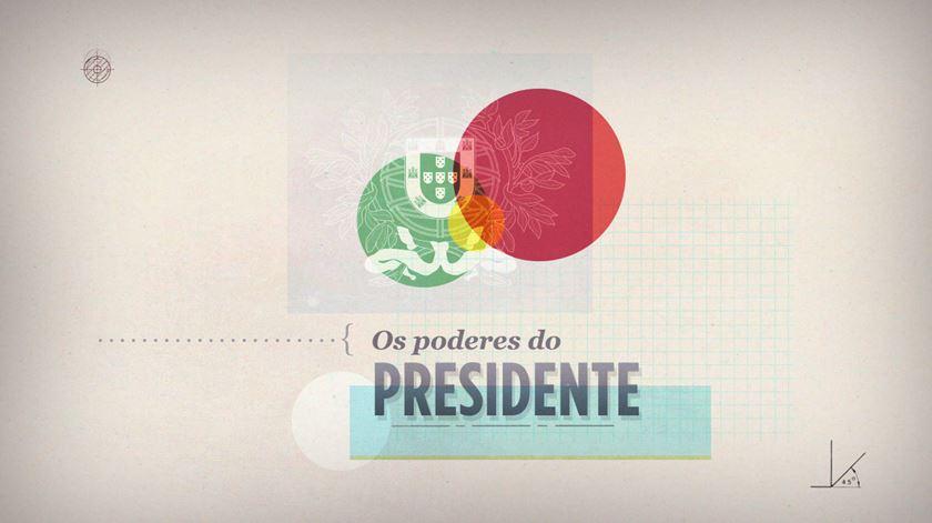 Os cinco poderes do Presidente