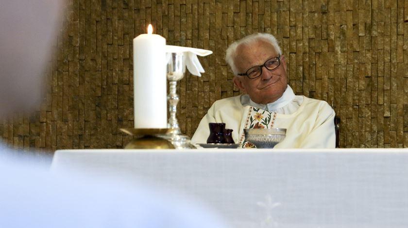 Padre Dâmaso. Uma vida dedicada aos reclusos
