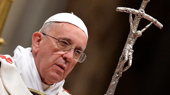 Natal adocicado de conto de fadas não existe no Evangelho, diz Francisco