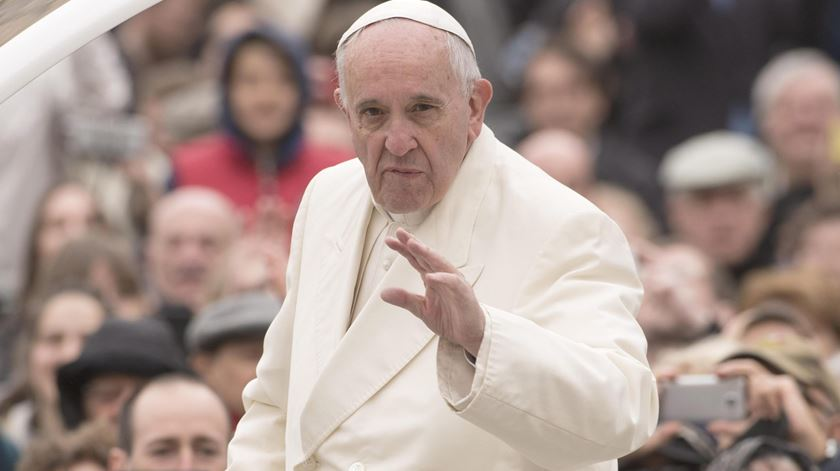 "Bruxelas. Papa condena atentados ""cruéis e abomináveis"""