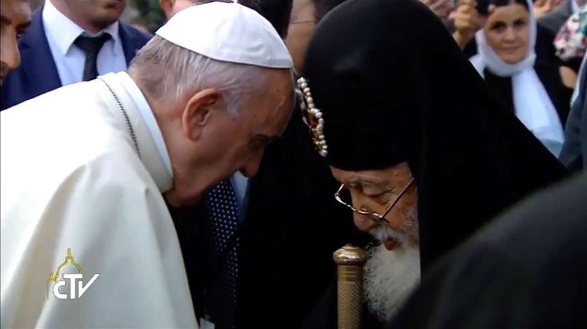 Papa pede compromisso de oração e justiça às outras confissões cristãs