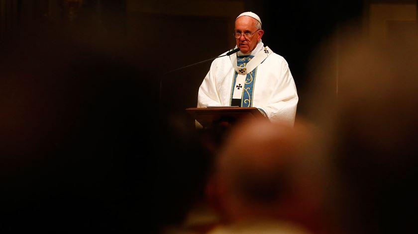 "Papa garante que os abusadores sexuais dentro da Igreja ""vão prestar contas"""