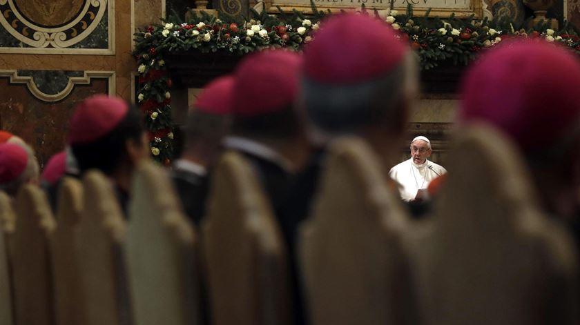 Papa Francisco dá mais poder ao sínodo dos bispos