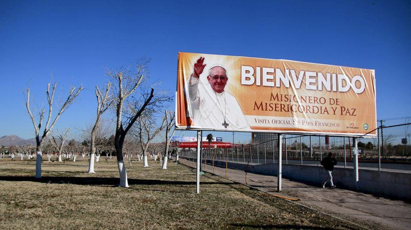 Papa vai a Juárez, a cidade que já foi a mais perigosa do mundo