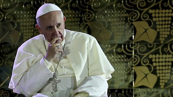 Papa contra a legalização das drogas leves