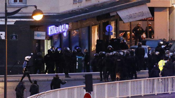 Supermercado de Paris. Quatro reféns mortos