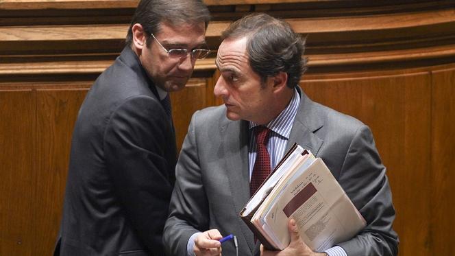 Paulo Portas demite-se