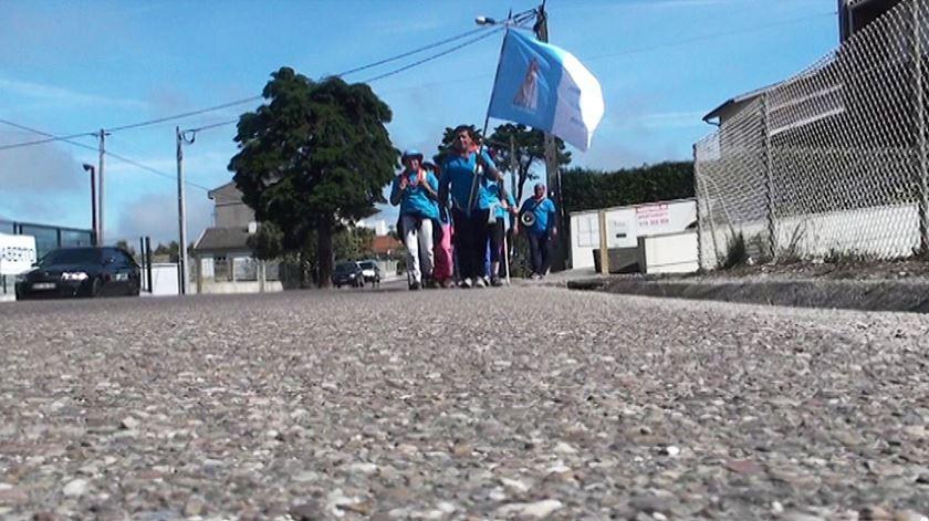 Há 50 anos a ajudar os peregrinos a caminho de Fátima