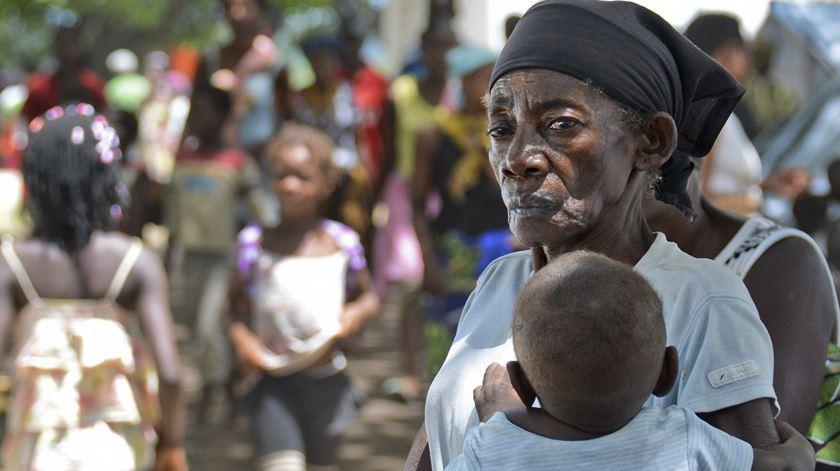 Missionários portugueses vão ajudar na diocese de Pemba. Foto: Antonio Silva/ EPA (arquivo)