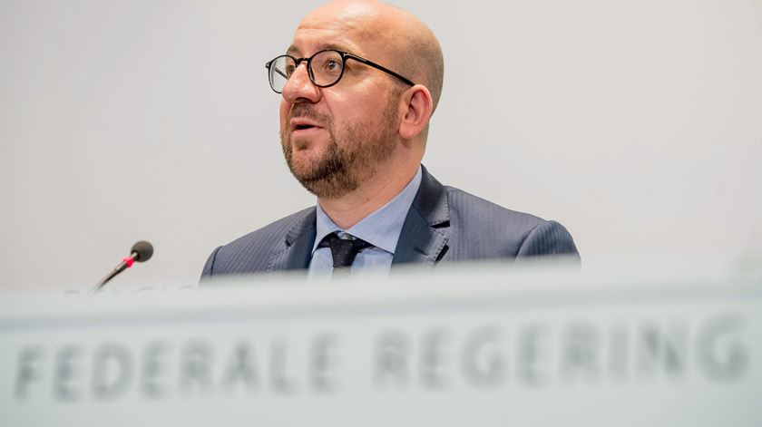 "Primeiro-ministro belga lamenta ""momento trágico"" e apela à calma"