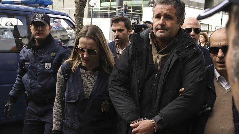 Pedro Dias transferido de Monsanto para a prisão de Coimbra