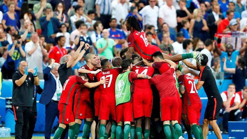 """Carlos Godinho: """"O golo foi a imagem mais poderosa do Euro"""""""