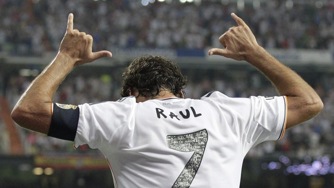 Raúl pendura as botas em Junho