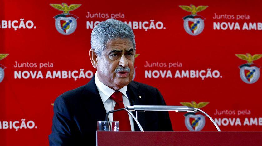 """LF Vieira: """"Nesta batalha, somos todos do mesmo clube"""""""