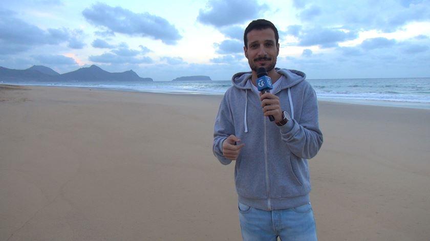 Um Mergulho no Porto Santo inspirado por Colombo!
