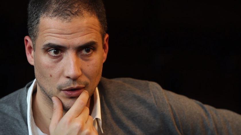 Ricardo Araújo Pereira escreveu à direção do Benfica. Foto: Edgar Sousa