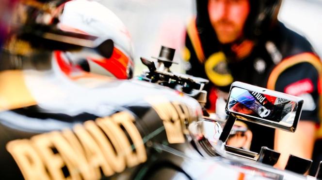 Grosjean é o mais rápido em Abu Dhabi