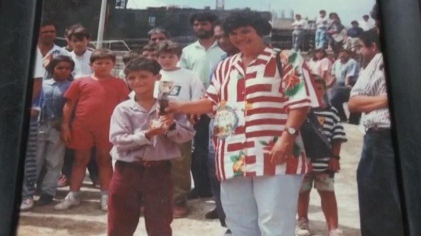 """Presidente do Andorinha recorda o """"traquina"""" Cristiano Ronaldo"""