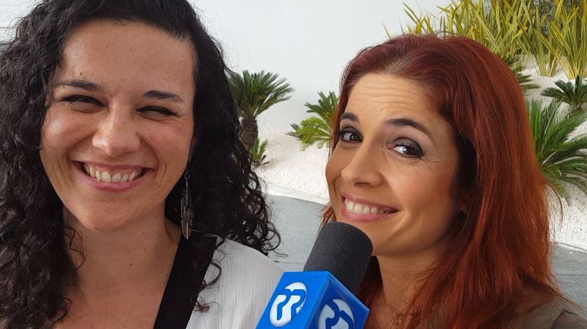 """Conheça a Cidade do Rock com Roberta Medina e o """"operador de câmara"""" José Sá Fernandes"""