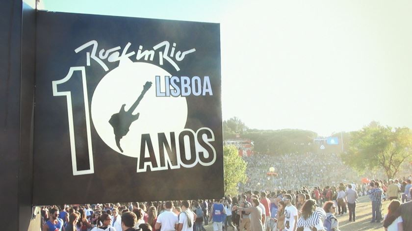 Renascença no último dia do Rock In Rio