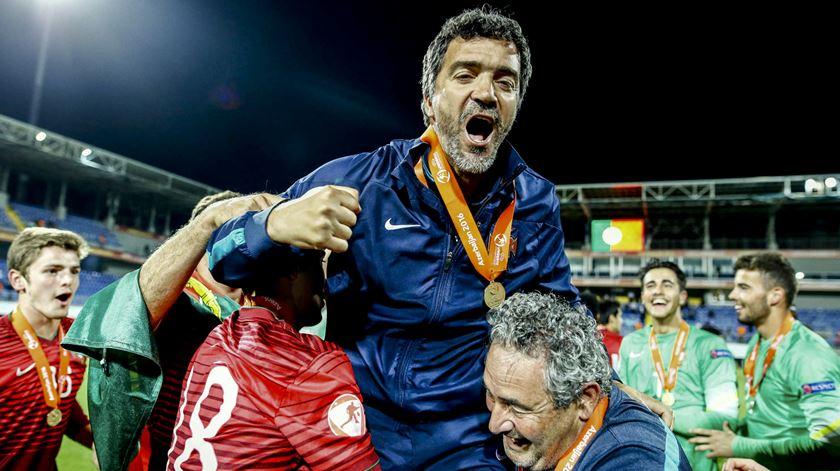 Hélio Sousa fala sobre os sonhos da seleção sub-20 no Mundial