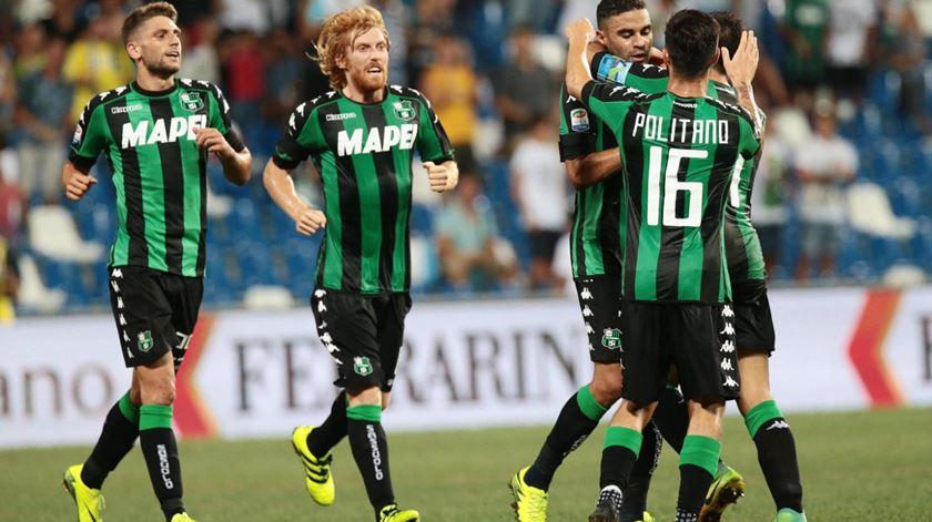 Sassuolo bate Empoli no arranque de jornada