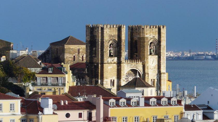 A Sé de Lisboa, uma das igrejas destacadas pelo site. Foto: Wikipedia