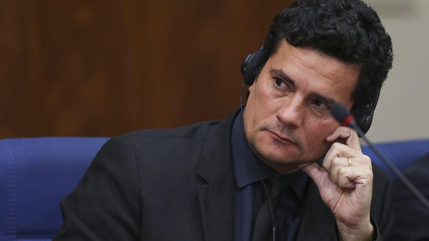 Sergio Moro. Foto: EPA