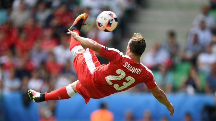 Shaqiri esteve três temporadas ao serviço do Stoke City. Foto: UEFA.com