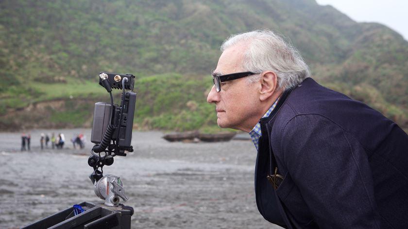 """""""O meu chamamento foi fazer filmes"""". Scorsese tinha """"Silêncio"""" à sua espera desde sempre"""