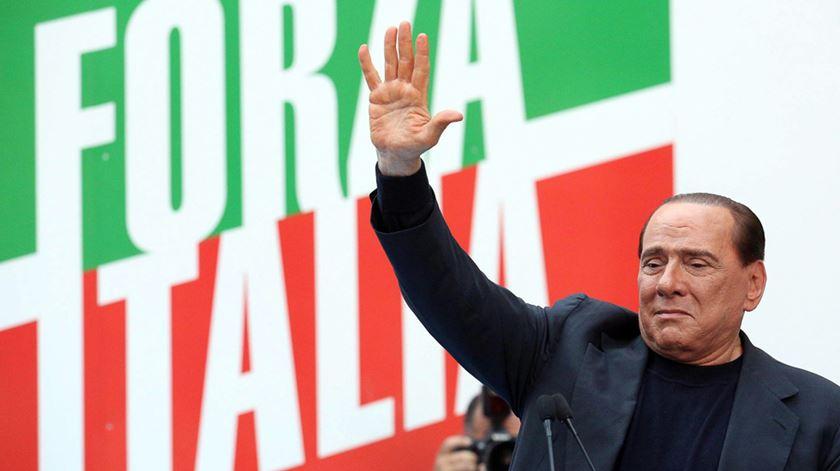 Berlusconi quer poucos estrangeiros no Monza
