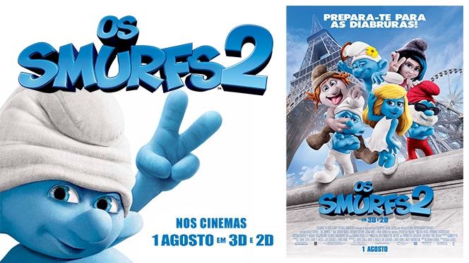 Vai ficar azul para ver este filme!
