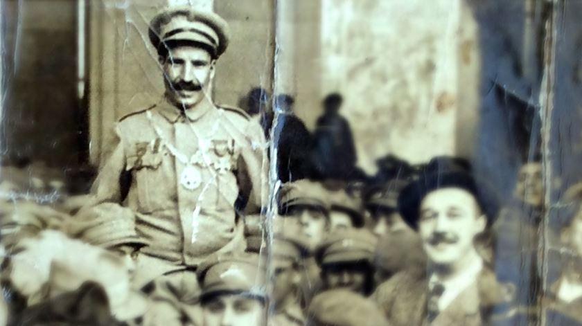 Soldado Milhões. A história de um irredutível português